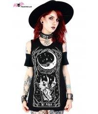 T-shirt Carte Tarot La Lune