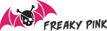 Logo Freaky Pink