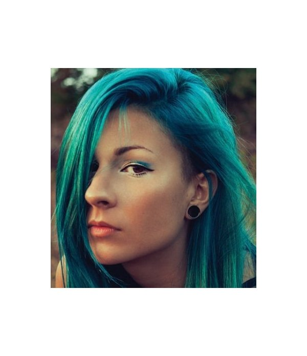 Coloration Directions - Turquoise