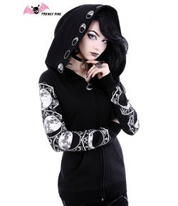 Sweat-Shirt Gothique Lunar