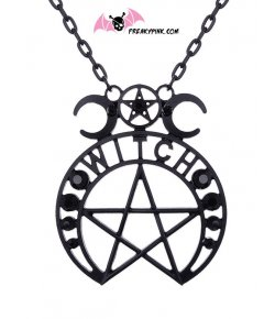Collier Witch Moon