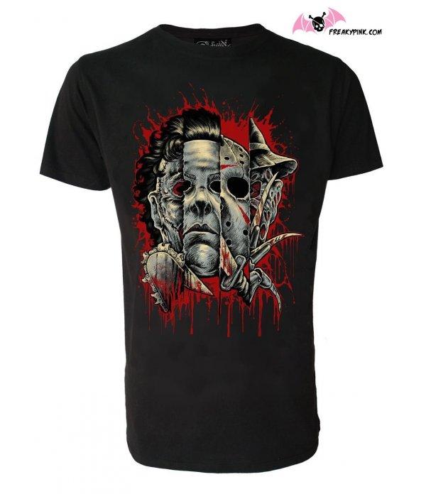 T-shirt Supers Vilains