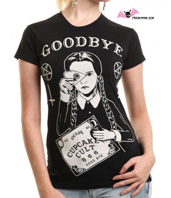 T-shirt Mercredi Addams