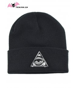 Bonnet Gothique All Seeing Eye