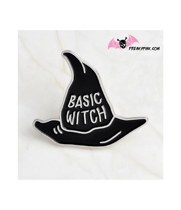 Pins Basic Witch