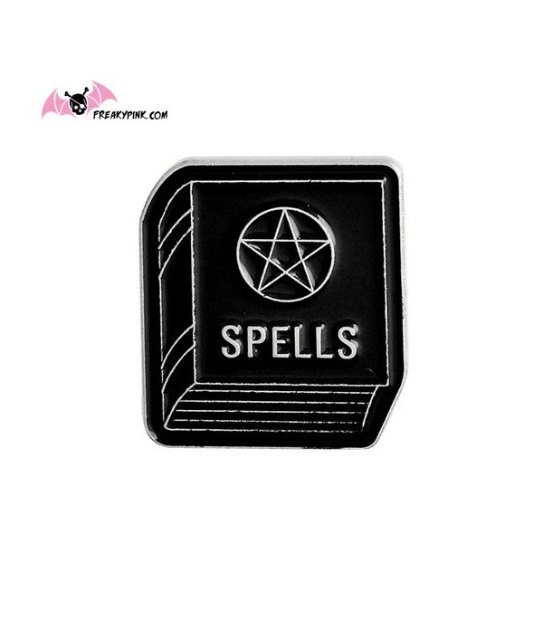Pins Book of Spells