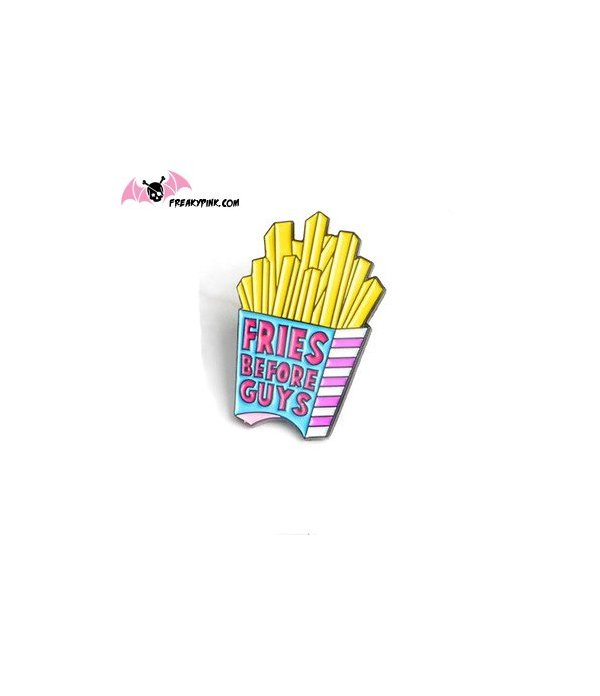 Pins Fries Before Guys