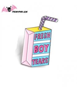 Pins Fresh Boy Tears
