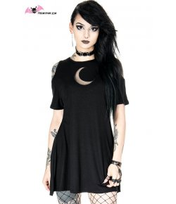 Mesh Moon Dress Tunic