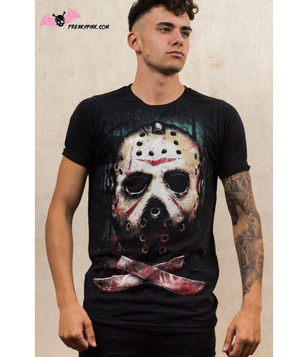 T-shirt Homme Jason Voorhees