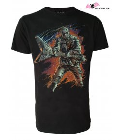 T-shirt Jason Voorhees Rock