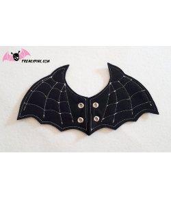 Ailes pour chaussures bat spider web