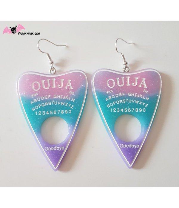 Boucles D'oreilles Ouija Mermaid