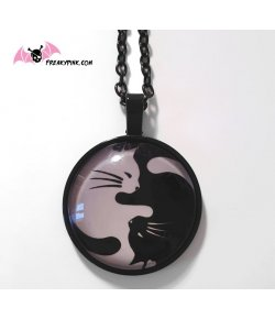 Collier Chats Ying Yang