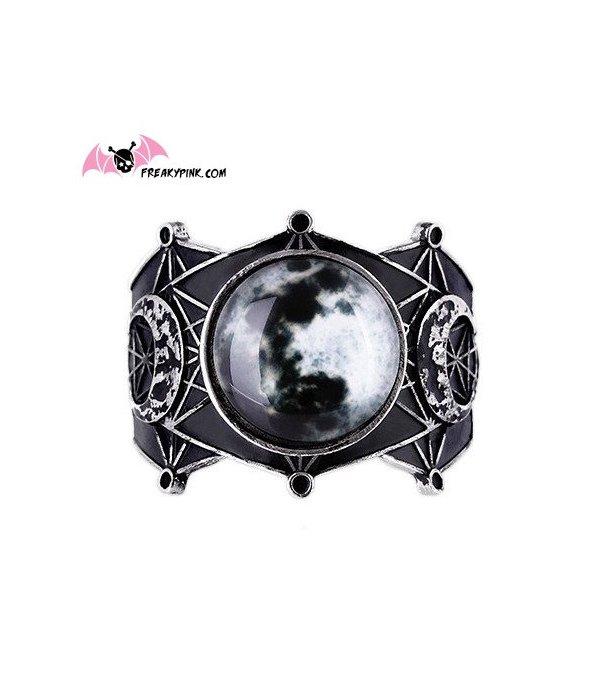 Bracelet Corbeau Noir