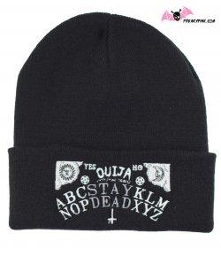 Bonnet gothique Ouija