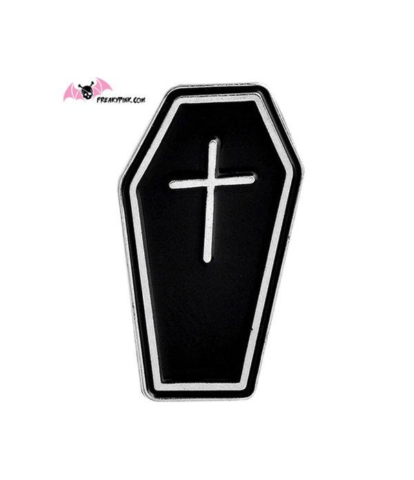Pins Cercueil