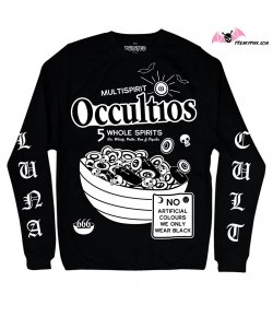 T-shirt manches longues Occultios