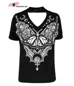 T-shirt Papillon Witchy