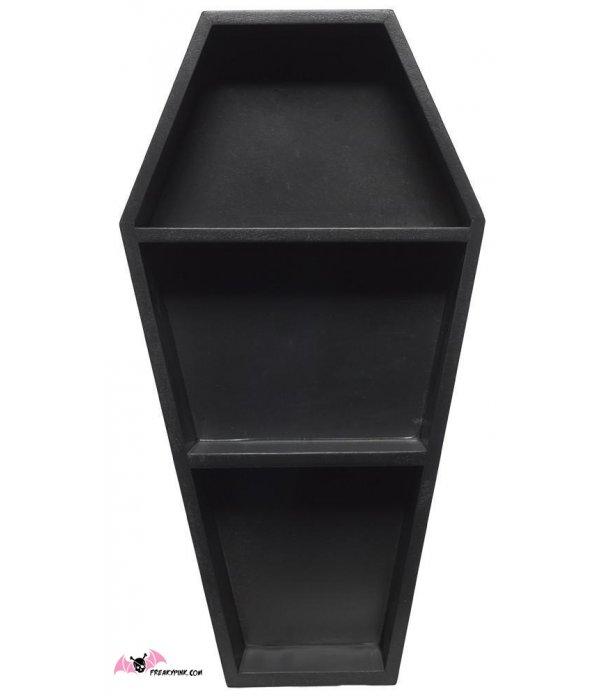 Etagère Cercueil Noir