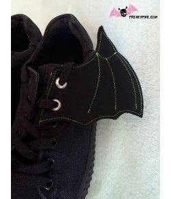 Ailes Pour Chaussures Gothiques Spooky