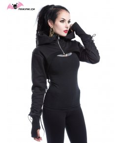 Gothic black bolero