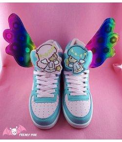 Ailes Holographic Rainbow