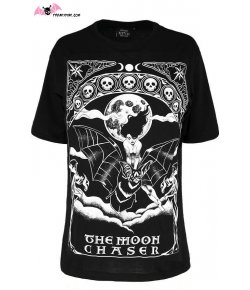 T-shirt Moon Chaser