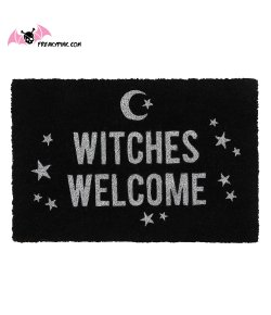 Paillasson Witches Welcome