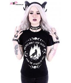 T-shirt Gothique Wolves