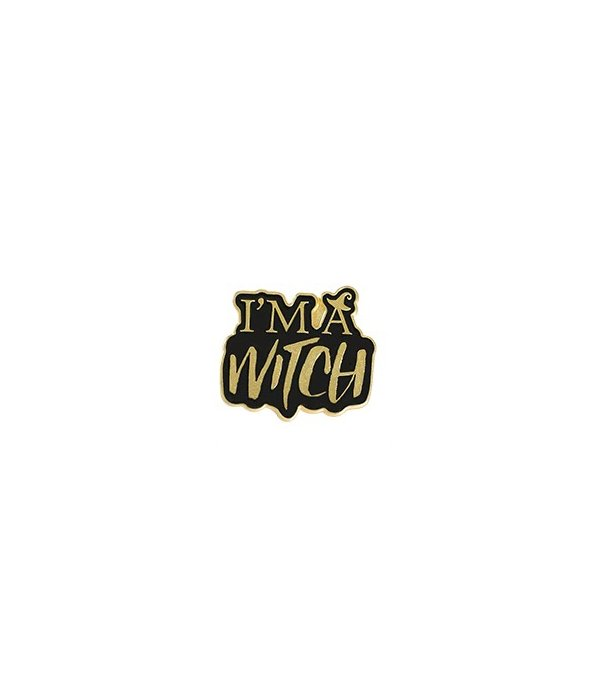 Pins I'm A Witch