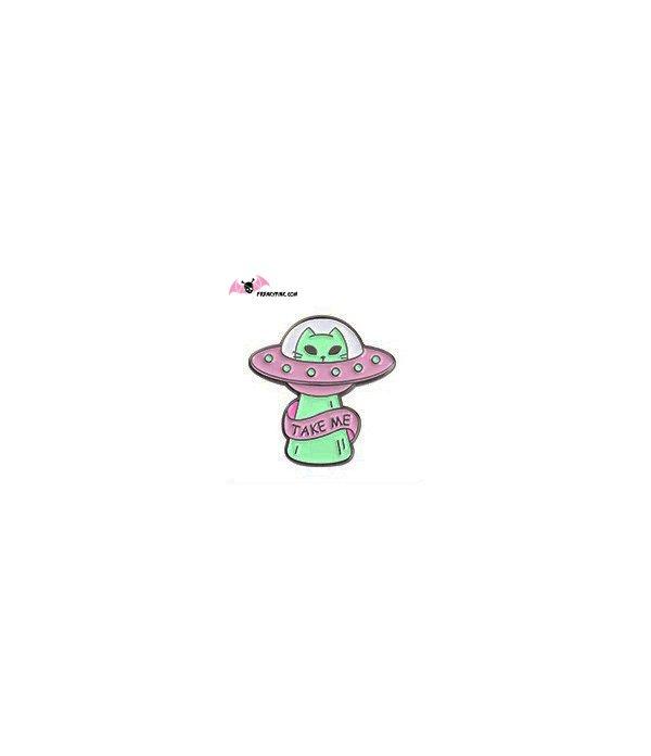 Pins Chat Alien Take Me