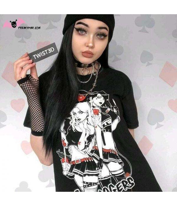 T-shirt Teenagers Misfits